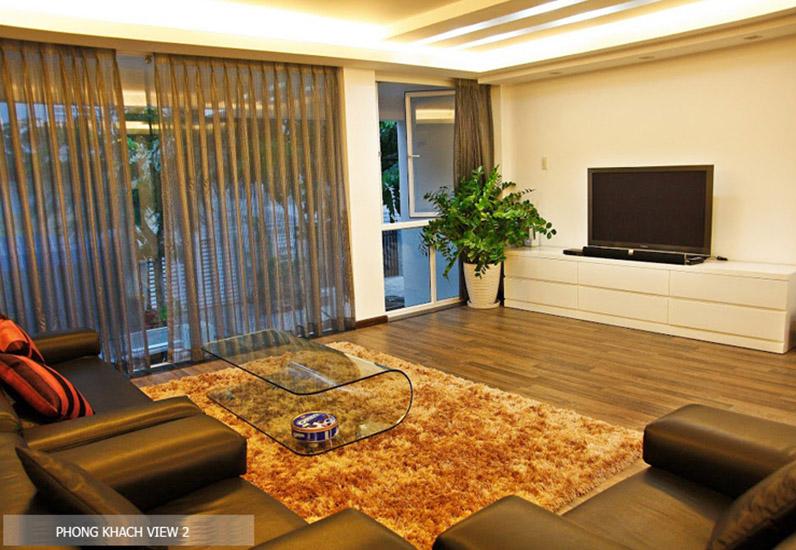 Mẫu Thiết Kế Biệt Thự Đẹp 3 Tầng | Phú Mỹ Hưng | BT-034