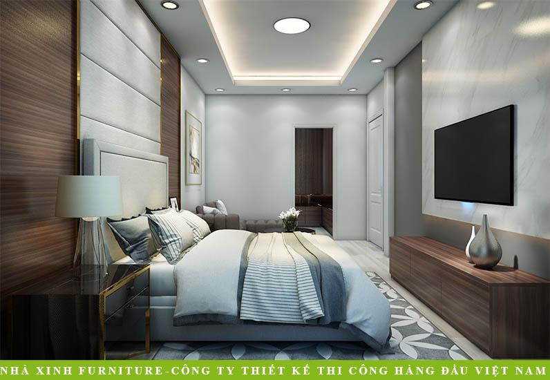 Nội Thất Biệt Thự Phố Tinh Tế | Cô Hợi | Quận 2 | BT-016
