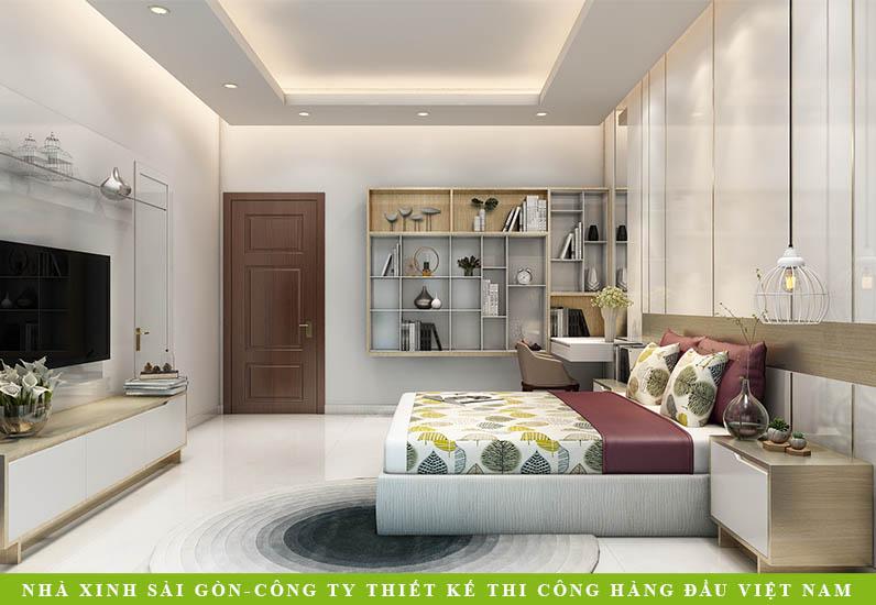 Mẫu Nhà Phố Đẹp | Cô Huệ | Bình Tân | NP-030