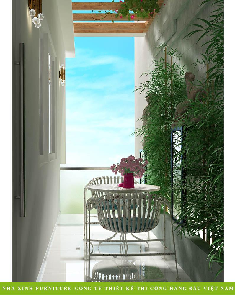 Thiết Kế Nhà Phố Đẹp Lộng Lẫy | Cô Mai | NP-033
