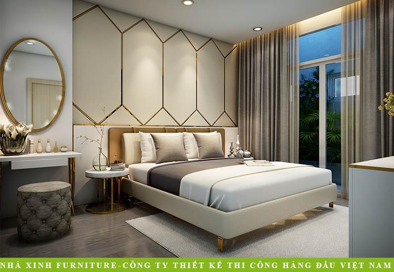Nội Thất Nhà Xinh Cho Biệt Thự | Chị Khanh | Tân Bình | NT-014