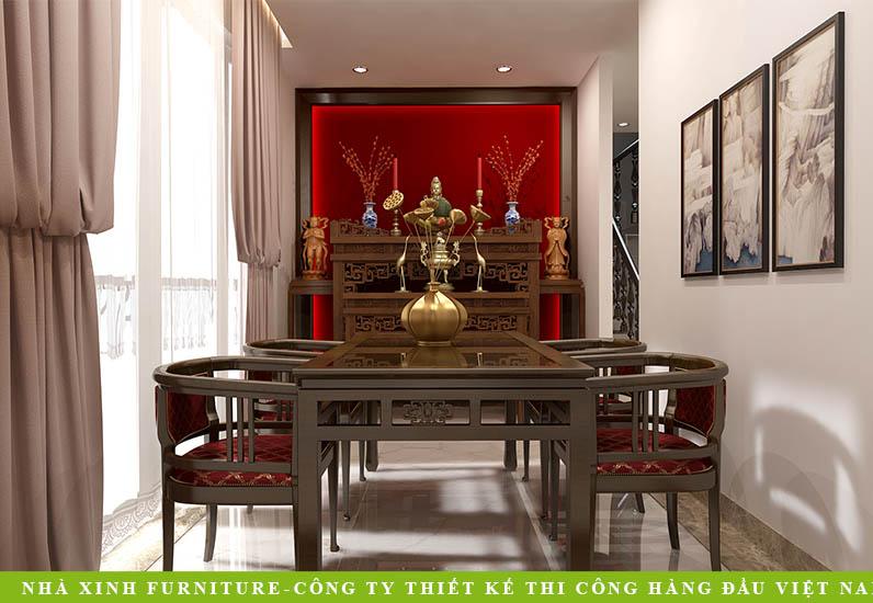 Mẫu Thiết Kế Biệt Thự Tân Cổ Điển | Ông Mạnh | BT-020