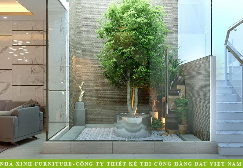 Mẫu Thiết Kế Kiến Trúc Đẹp Nhà Phố | Chị Phương | Lý Thái Tổ | NP-019