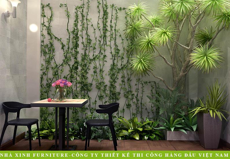 Kiến Trúc Nhà Phố Hiện Đại | Ông Minh | Quận 11 | NP-032