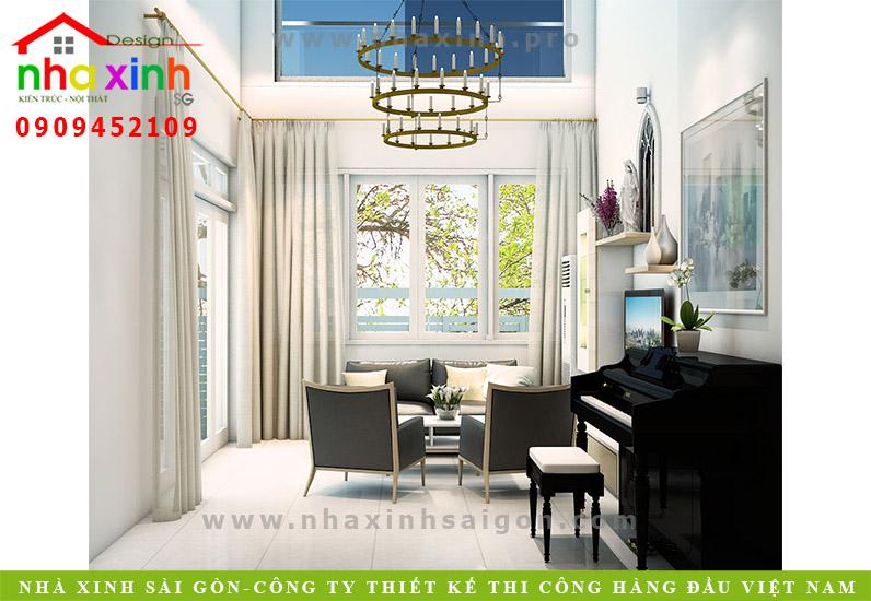 Trang Trí Nội Thất Hiện Đại Cho Biệt Thự | Cô Thảo | Quận 2 | NT-040