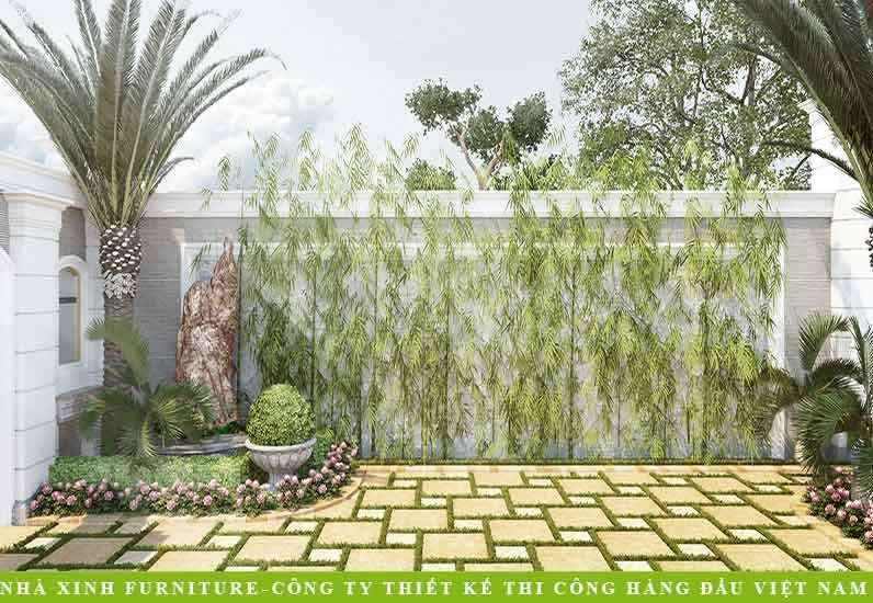 Biệt Thự Vườn Đẹp Ngất Ngây | Chị Thảo | BT-015