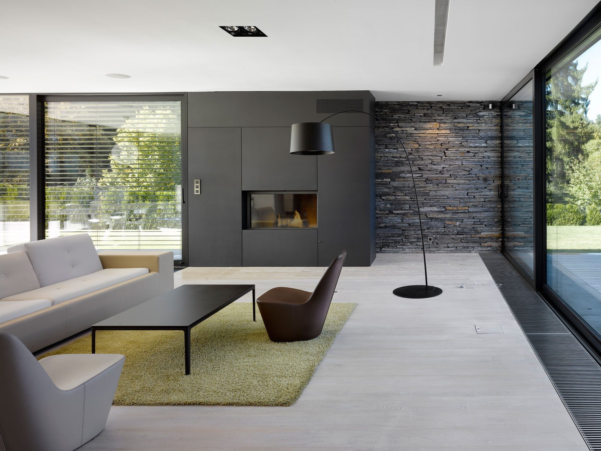 modern living room ideas with fireplace and tv powder room Hall Industrial Compact Accessories Landscape Designers Restoratio